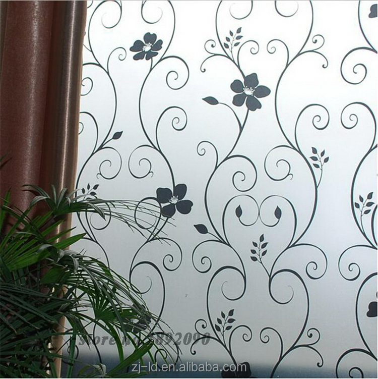 Hot new crazy selling self adhesive window film india market