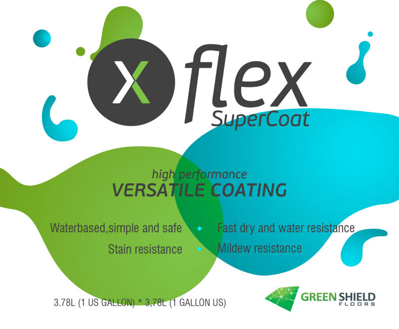Flex SuperCoat Floor Sealer