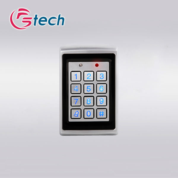 High security waterproof access control system
