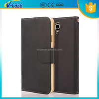 Slim Magnetic Premium Leather Flip Phone Case Cover for Samsung Galaxy Note3 Neo
