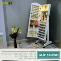 Chinese furnitures wardrobe with LED light