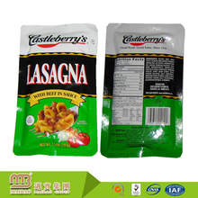 Factory Price Customs Made Food Packaging Darkness 3G Spice Bags With Certificate