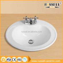 Special design custom durable ceramic surgical wash basin