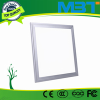2016 hangzhou High power 2 years warranty hottest fashion indoor ceiling LED panel lights with super brightness mbt