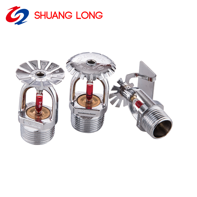 DN15 viking fire sprinkler with plastic cover for factory sale with best price