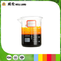 Natural compound pigment leader brand offer nature saffron compounded liquid food colouring