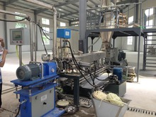 Hot Melt Adhesive Underwater Pelletizing System, EVA Hot Melt Adhesive Underwater Pelletizer 114