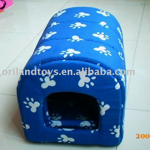 New product Hot selling soft pet cage cat house