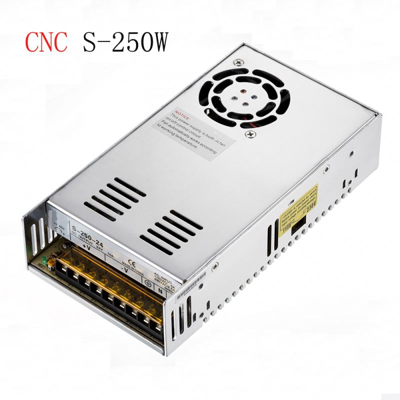 CE certificate S series single output 250w 36v cctv power supply