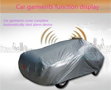 Hot sale uv waterproof inflatable protection automatic folding car garage parking cover for your car away from the hot