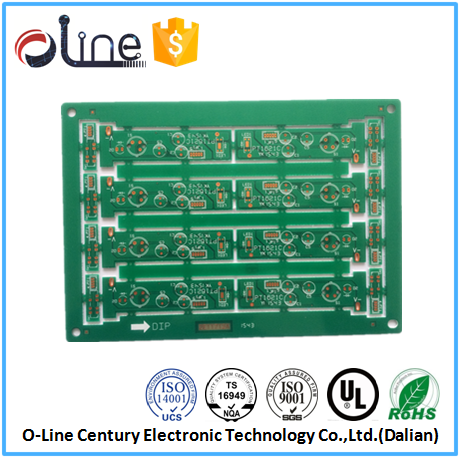 electronic spare parts 94v-0 printed circuit board pcb assembly