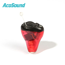 AcoSound 610 IF 6 Channels CIC Hearing Aid Popular Pre-prorgrammable Instant Fit
