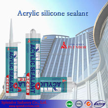 Acetic Silicone Sealant/ flowable silicone sealant/fire retardant silicone sealant