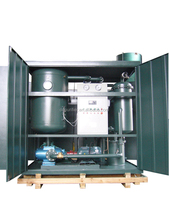 Dielectric Oil Purifier, Transformer Oil Dehydration, Insulating Oil Filtering Machine
