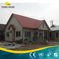 Modern Prefabricated Villa Concrete Panel Villa House