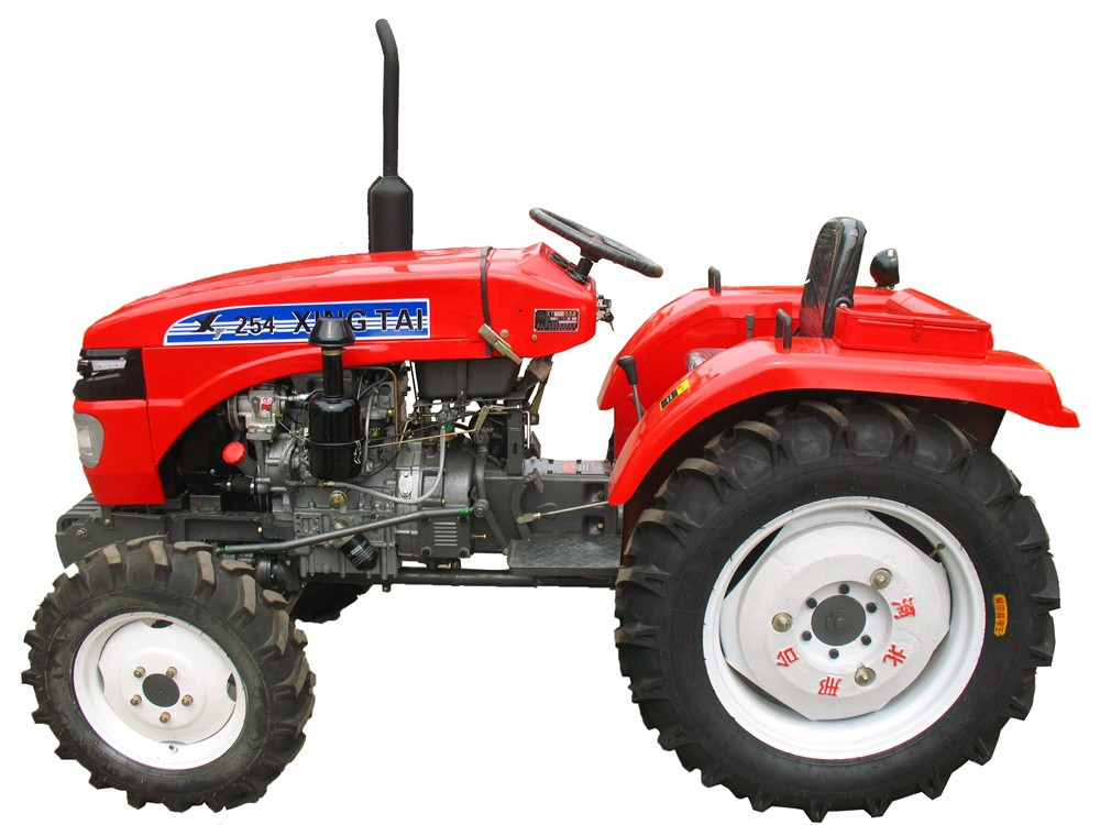 XT 254 farm tractor price with 4WD best quality