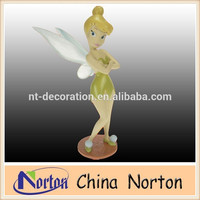 life size resin statue cartoon nude resin figurine NTRS-CS439R