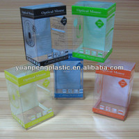 Clear Pvc Box With Custom Design