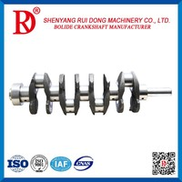 best price made in China OEM:13401-54020 cast crankshaft for Toyota 3L engine japan used auto parts