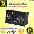 D3 1500W Digital Active Speaker Amplifier Module with DSP