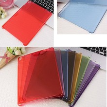 China suppliers PC clear tablet cover case for ipad pro 9.7 with factory price