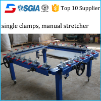 Pneumatic Silk Screen Printing Stretching Machine