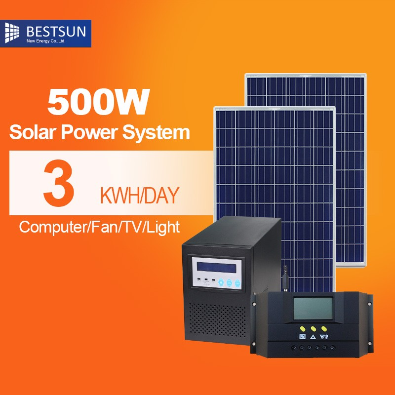 High Quality 500W Solar Panel Price With SolarPanel Module 300 Watt
