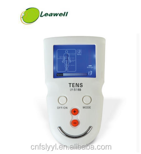 new products medical tens units physical therapy vibration machine