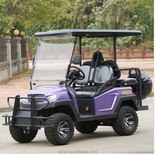 Hot sale folding electric golf cart with CE approved