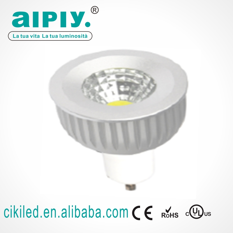 factory good price hiqh quality led spotlight price GU10 5W 5.5w 7.5w ceiling spotlight
