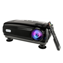 Amazon Best Seller HD Video Projector BY58 2500 Lumens LED Projectors