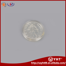 OEM&OEM Available single penny coin slab display case box frame display case for various sizes