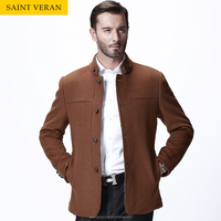 2015 lastest design dress jackets men with fancy lining for winter business places
