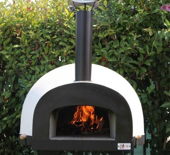 "Subito Cotto"" (Ready to cook) Italian ready to use wood fired oven - 60 - 80 cm"