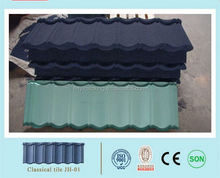 sun wanael stone coated metal roof tile
