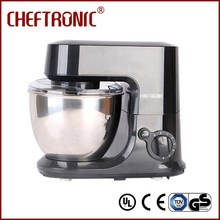 ChefTronic high quality cook mixer professional cake mixer with stainless steel bowl