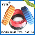 yute oem service flexible heat resistant rubber gas hose pipe