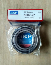 6007 6205 6206 hot sale original France SKF bearing price list