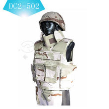 NIJ IIIA level pe bulletproof vest