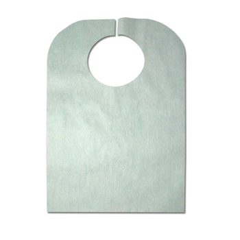 Waterproof Disposable dental bibs for Dentist/Medical use