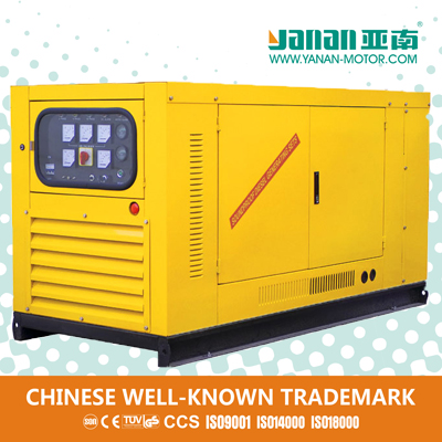 Outdoor 850kva Silent Sound Insulation Generator