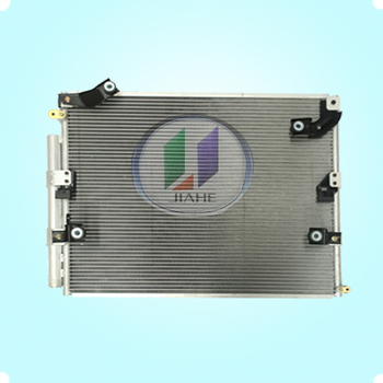 Air condition cooling truck condenser for MAXIMA 02-03