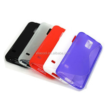 S Line Soft Gel TPU Silicon Skin Case Cover for Samsung Galaxy S5 Mini G906
