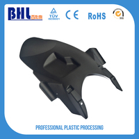2016 wholesale high quality custom parts scrap plastic cover