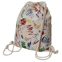 Eco Friendly promotional cheap small cotton drawstring bags pouch