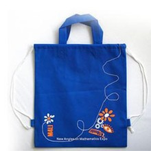 Small party drawstring bags , Favorable Price Polyester String Bag