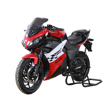 Factory Direct Modern Design Cheap Price 3000W 72V 40A Adult Electric Motorcycle