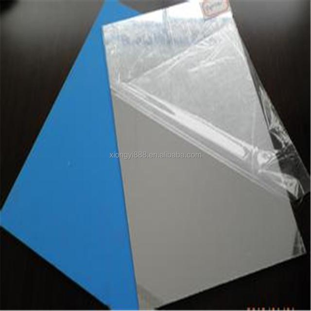 2mm Silver Acrylic Mirror Sheet