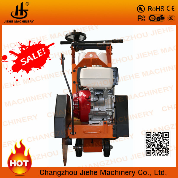 Concrete floor cutter/road surface cutting machine(JHD-400)