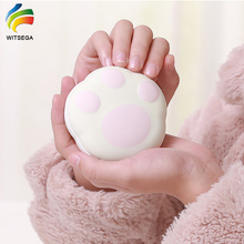 Bear Paw Shape 5000mAh Battery KC Certificate Electric Hand Warmer with Power Bank